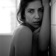 Izabella_005 (patofoto) Tags: blackandwhite bw woman 6x6 film rollei nude square squareformat sl66 artisticnude femenine rolleiflexsl66e
