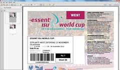 Essent ISU World Cup Heerenveen, 17 November 2012 (Dit is Suzanne) Tags: netherlands tickets screenshot screenprint nederland heerenveen eticket speedskating thialf  views700  schermafdruk ditissuzanne toegangskaartjes langebaanschaatsen  17112012 essentisuworldcups20122013 essentisuworldcupheerenveennovember1618
