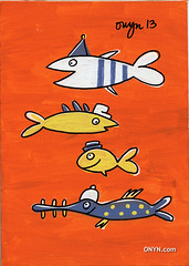 ONYN-00606d (ONYN Paintings) Tags: original sea urban lake fish get london art water smile animals illustration swim river painting happy fantastic pond funny colorful folkart sale outsider contemporary character joy happiness wallart pop canvas urbanart popart gift smiley handpainted buy present colourful creatures purchase available whimsical witty genuine eastlondon offical recommended mondern canvaspainting onyn uniquecanvas wwwonyncom onyncom onyn13