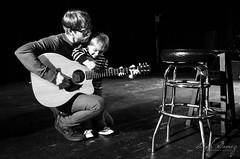 Brendan & James (stephgomez.com) Tags: child stage son acoustic philly jamesgreen tla circasurvive anthonygreen brendanekstrom theatreoflivingarts stephgomez