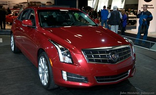 2013 Washington Auto Show - Lower Concourse - Cadillac 5 by Judson Weinsheimer