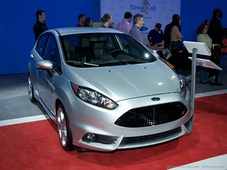 2013 Washington Auto Show - Upper Concourse - Ford 4 by Judson Weinsheimer