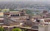 Lahore Fort - North West Corner (яızωαи) Tags: city pakistan architecture hall fort patterns muslim flight mirrors za lahore oldcity walled lahorefort mughal kingspavilion sheeshmahal لاہور widescape قلعہ شاہی
