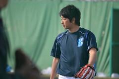 DSC_0403 (mechiko) Tags: 横浜ベイスターズ 130202 横浜denaベイスターズ 三嶋一輝