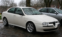 ALFA ROMEO 156 V6 2.5 (shagracer) Tags: 25 alfaromeo v6 156 w773rgm