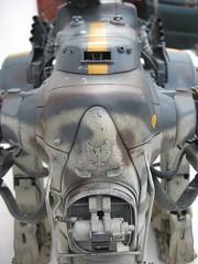 The  Panzertroll (Mark`Stevens ModelCrafter) Tags: 120 scale model mark stevens troll fi armour sci minigun panzer krieger maschinen modelcrafter