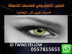 GI TWINS YELLOW (   -  - ) Tags: