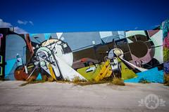 Kofie (dogslobber) Tags: street art graffiti paint florida miami basel spraypaint kofie wynwood