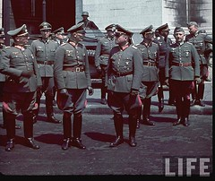 German Officers Paris 1940 (80s Muslc Rocks) Tags: world paris germany war uniform general boots military ironcross caps helmet 1940 medal parade 1940s cap german ww2 uniforms officer generals reich medals secondworldwar worldwartwo officers breeches militaryofficer uniformjacket fieldmarshal ridingbreeches generalofficer reithosen germangeneral officerinuniform officerwearinguniform vonbock officerswearing