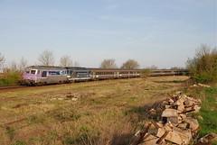 SNCF 267413+567600 Etaples le Touquet