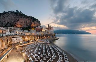 La Bella Vita || Atrani, Amalfi Coast