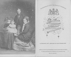 Portrait of a Family by JW Clarke Bury St Edmunds (Bury Gardener) Tags: uk england bw suffolk victorian cdv oldies eastanglia burystedmunds