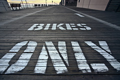 Bikes Only (Nick Mulcock) Tags:
