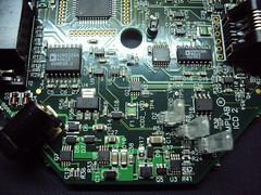 Microchip ICD2 (Ioannis Kedros) Tags: microchip programmer teardown icsp icd2
