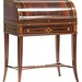 142. Contemporary Inlaid French Regency Style Secretary