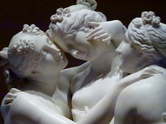"Canova, ""Three Graces"" (jacquemart) Tags: london victoriaandalbertmuseum threegraces marble canova londonvictoriaandalbertmuseum"