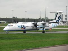 G-JECM Birmingham 1 June 2012 (ACW367) Tags: birmingham dash8 flybe dehavillandcanada gjecm dhc8q402