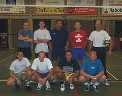 2002 Heren 2 - Tr. Eric Eisink