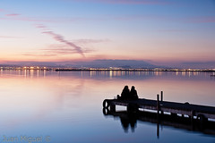 Escenas de la Albufera (Juan Miguel) Tags: longexposure sunset espaa lake reflection valencia landscape lago atardecer spain europa europe paisaje reflejo albufera largaexposicin juanmiguel sonyalpha700 sony16105