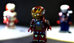 LEGO Iron Man 3 : Upgraded Heartbreaker Suit (MGF Customs/Reviews) Tags: 3 man pepper iron lego space tony suit stark heartbreaker potts hulkbuster