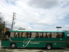 Big F. (Naretev.) Tags: bus green coach 14 airconditioned daewoo trans farinas cityliner bv115