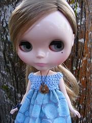 Wanderer Necklace for Blythe