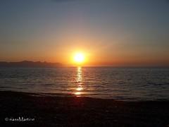 Sicily sunset #1 (massMartine) Tags: sunset tramonto sicily sicilia