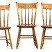 79. Assembled Set of (6) Windsor Side Chairs