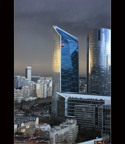 Tour Granite - La Défense