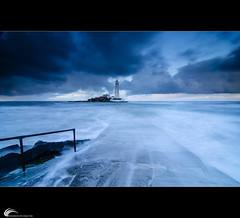 """and oh, how the wild wind drove her"" (Allan England ~ Photography) Tags: uk longexposure winter wedding s"