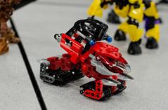 BC13_082 (dviddy) Tags: city oregon train portland town kevin factory lego space bricks system convention hero cascade pnw bionicle sets mecha hinkle bzpower brickscascade