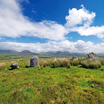 "Derryinver Standing Stones <a style=""margin-left:10px; font-size:0.8em;"" href=""http://www.flickr.com/photos/89335711@N00/8595563429/"" target=""_blank"">@flickr</a>"