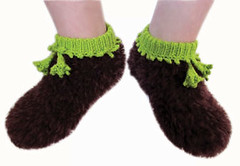 Furry Footies PDF
