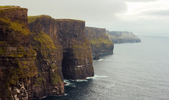 Cliffs of Moher (Crazyideas95) Tags: insanity cliffs ireland eire lahinch ocean atlantic vast lonely high