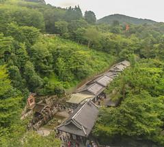 Otowa Waterfall (www78) Tags: kiyomizudera temple kyoto japan otowa waterfall shrine