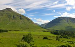 Paysage, Highlands (Raymonde Contensous) Tags: ecosse highlands valledeglencoe montagne nature paysages