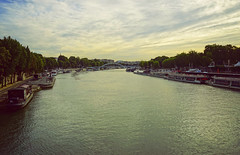 Paris (Moustafa Kzaiha) Tags: paris france river city water sky clouds morning europe day travel journey sony a7