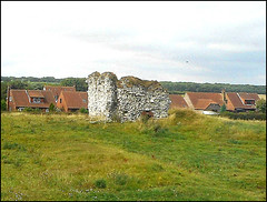 Flamborough Castle .. (** Janets Photos **) Tags: uk flamborough eastyorkshire castle manorhouse ruins oldbuildings