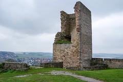 "Ruin ""Kugelsburg"" (KPPG) Tags: burg castle ruine ruin outdoor gebude building alt old kugelsburg volkmarsen hessen germany deutschland samsungnx nx3000 architektur ruinen"