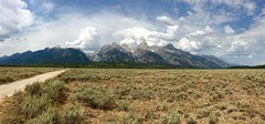 Grand Tetons (k1024 Bill & Sue both work too much!!) Tags: iphone grandtetons brokensky ewoog