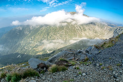 Transalpina (Bogdan_b) Tags: transalpina romania sony alpha landscape mountains clouds