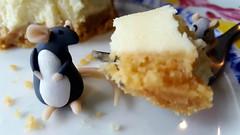 Jerry, Lussi & Cake (Len-Nekochan) Tags: nezumi freak
