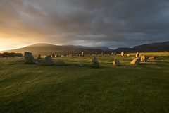 Castlerigg Six Thirty (Jonnyfez) Tags: castlerigg stone circle keswick lake district british countryside lansdcape sunrise national park trust cumbria glow light shadow jonnyfez d750 nikon wide angle