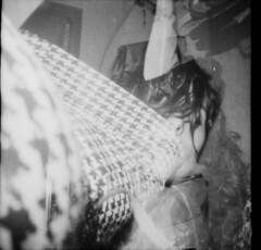 (Honey Bfly) Tags: dianamini lomography lomo lomografia film 35mm pelicula analogico analogue bn blancoynegro blackwhite dobleexposicion doubleexposure