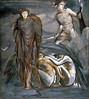 The Perseus Series: The Finding of Medusa  by Sir Edward Copley Burne-Jones,  1882 (greta_g) Tags: burnejones perseus
