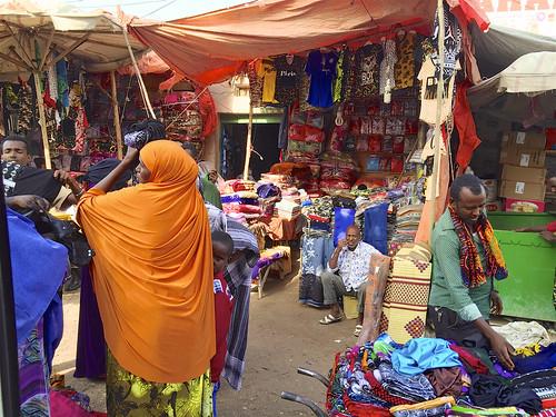 Street Market Hargeisa, Somaliland