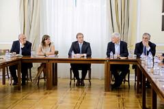 PSD recebe CSV do Luxemburgo na Sede Nacional