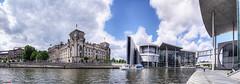 Reichstag, Berlin (german_long) Tags: berlin alemania germany spree river spreeriver río reichstag city europe urban summer sunny