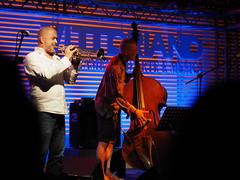 Flavio Boltro BBB Trio_011_4518 (Dubliner_900) Tags: olympus omdem5markii micro43 paolochiaromonte mzuikodigital45mm118 roma rome lazio vittoriano jazz flavioboltro maurobattisti doublebass