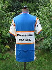 PANA2 (akimbo71) Tags: cycling jersey maglia maillot fahrradtrikot pro team equipe